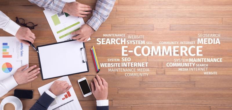 e-commerce web design services